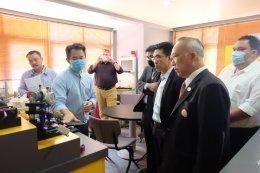 เข้าต้อนรับสมาคมไทยซับคอน เพื่อวางแผนการทำหลักสูตรร่วมกับทางสถาบัน MARA