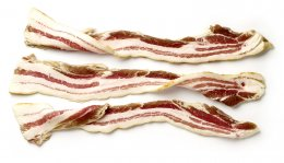 Wood Smoked Streaky Bacon (Frozen)