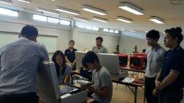 ส่งมอบ PLC Training Kit TAC-PLC-R1 พร้อมอบรมการใช้งาน มหาวิทยาลัยเกษตรศาสตร์