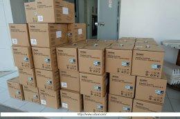 ส่งมอบเครื่องสแกนเนอร์ Avision รุ่น AD240 พร้อมแนะนำวิธีการติดตั้งและใช้งาน ให้กับหน่วยงานไปรษณีย์ไทย