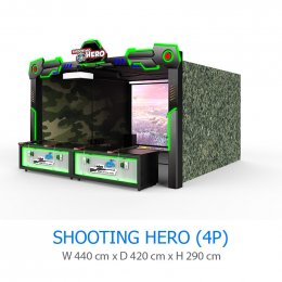 Shooting Hero (4P)