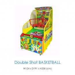 Double Shot Basketball