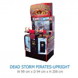 Dead Storm Pirates-Upright