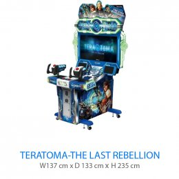 Teratoma-The Last Rebellon