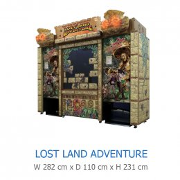 LOST LAND ADVENTURE