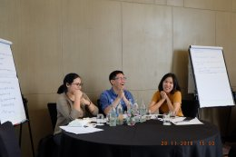 """""""NEGOTIATION & INFLUENCE"""" Training Course for ERM-SIAM Co., Ltd."""