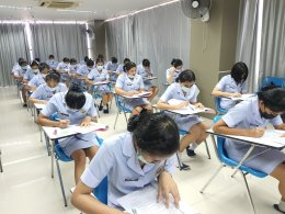 สอบมาตรฐานฝีมือแรงงานแห่งชาติ สาขาการดูแลผู้สูงอายุ ระดับ1 ภาคความสามารถ รุ่นที่ 38 และรุ่น 38.1