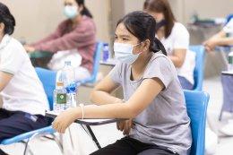 วันที่ 5 กรกฎาคา 2564 ปฐมนิเทศนักเรียนรุ่นที่ 39 ณ โรงเรียนเดอะแคร์การบริบาล