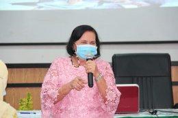 ร่วมประชุมรับมอบเกียรติบัตรเชิดชูเกียรติและรับมอบเงินสนับสนุนการพัฒนาศูนย์พัฒนาเด็กเล็ก