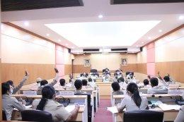 ประชุมสภาเทศบาลเมืองสะเตงนอก สมัยประชุมสามัญ สมัยที่ 1 ประจำปี 2564 ครั้งที่ 2