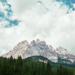 เทือกเขาโดโลไมท์ -ประเทศอิตาลี