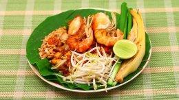 Popular food in Thailand