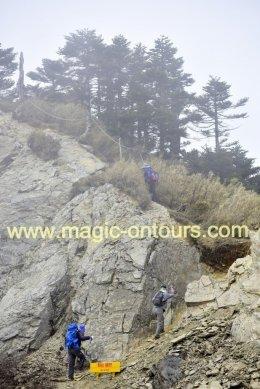 เที่ยวไต้หวันอิสระด้วยตัวเอง ไต้หวันออนทัวร์ ตอน 21 @ เหอฮวนซาน ภูเขาแห่งความรื่นเริง