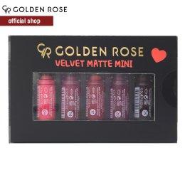 Velvet Mini Set Pink
