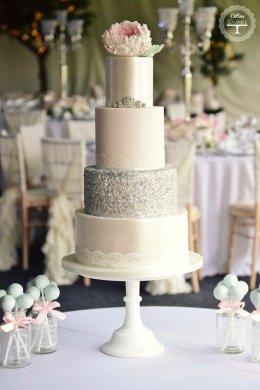 20ไอเดียเค้กแต่งงานสวยๆ นะคะ