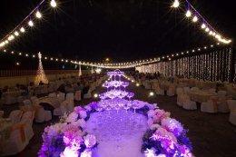 ไอเดียเนรมิตงานแต่งงานสุดชิคด้วยแสงไฟ