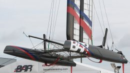 Siemens NX ช่วยให้ BAR (Ben Ainslie Racing)