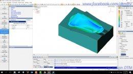 How to setup the forging simulation by QFORM VX8.2.1