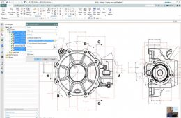 NX CAD Quick Tips: NX 11 Convert Non-Master Model Drawing to 3D PMIs