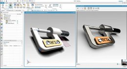 NX CAD Quick Tips: NX 11 Rendering with Iray+ Depth of Field