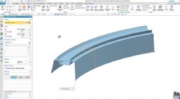 NX CAD Quick Tips: NX 11 Variational Sweep