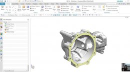 NX CAD Quick Tips: NX 11 Convert Master Model Drawing to 3D PMI Objects