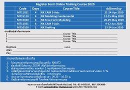 NX Online Training Free!