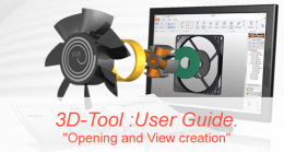 TECHNICAL TALK : 3D-Tool EP03 : Opening and view creation