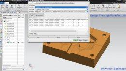 Setting Edit Machining Data Libraries 02