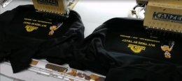 งานปักเสื้อกีฬาคอปก คุณภาพ จากร้าน jensport ครับ