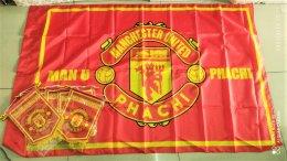 ธง man utd phachi