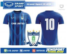 Grand sport รุ่นนี้มาแรง เสื้อทีม ONIE UNITED (กศน.)