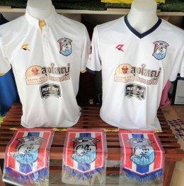 เสื้อฟุตบอล Warrix และธงแลกเปลี่ยนทีม Thai Miami