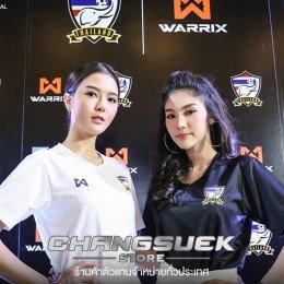 เสื้อเชียร์ทีมชาติไทย warrix jensport
