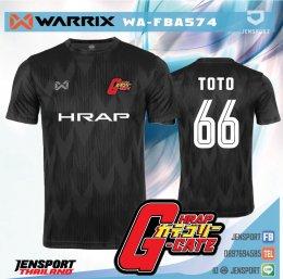 WARRIX WA-FBA574 HONDA GHARP-2020 TEAM