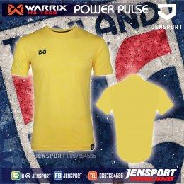 เสื้อทีม เสื้อฟุตบอล Warrix WA-1569 สีกรมท่า ทีม BPP126