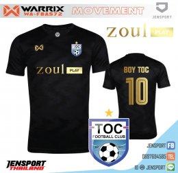 Warrix WA-FBA572 Black TOC ZOUL