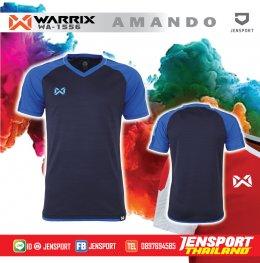 เสื้อ Warrix WA-1556 ทีม THAI-SOCIETY