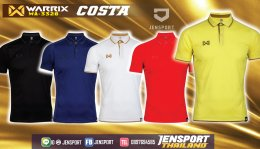 เสื้อกีฬา Warrix WA-FBA571 ทีม ตลาดยางใหญ่ เมาดิบ