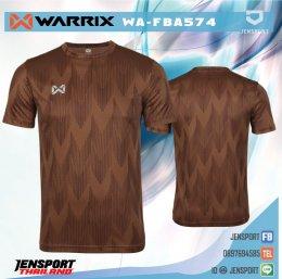 warrix-WaFBA574-สีน้ำตาล