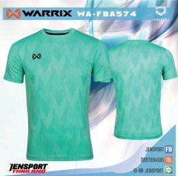 warrix-WaFBA574-สีเขียวอ่อน