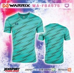 เสื้อฟุตบอล Warrix WA-FBA575 สีเขียวอ่อน