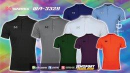 เสื้อฟุตบอลคอจีน Warrix WA-3329