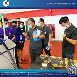 Thailand Industrial Fair and food pack Asia 2021