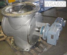 Rotary air seal WSA600