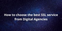 How to get SSL Certificate from Digital Agencies?