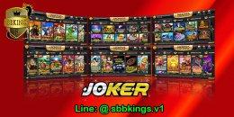 Joker123 หรืออีกชื่อ Joker Gaming