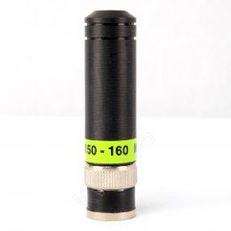 AY เสายางทรงลิปสติก 150-160 MHz(ฺBLACK)