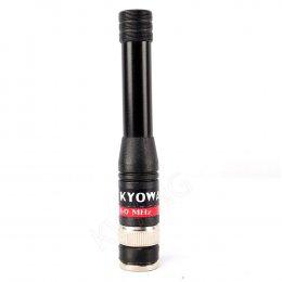 KYOWA ICOM 2G สั้น 150-160  MHz (ฺBLACK)