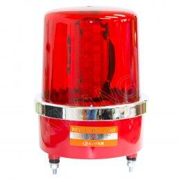 BAIMER ไฟหมุน CG-3-LED (12V)ทรงกลม2เลนส์